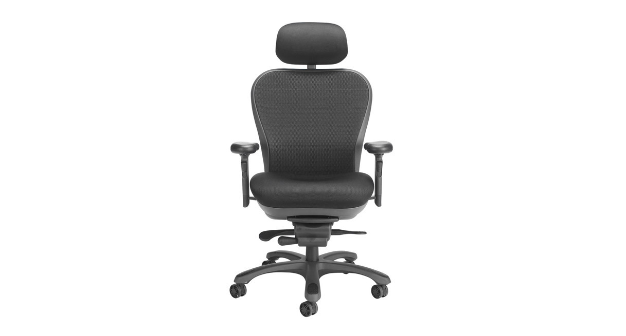 Nightingale Cxo 6200 Hd Mesh Back Chair For Big And Tall Users
