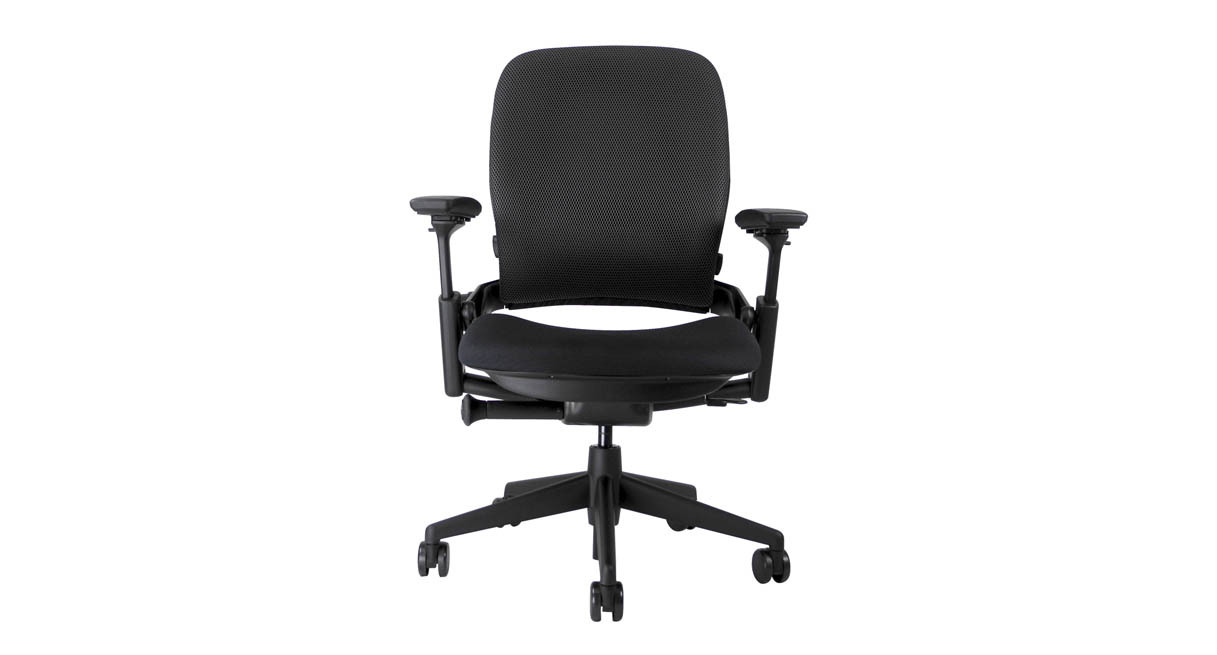Steelcase Leap Chair with 36D Knit Mesh Back