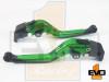 Kawasaki H2 / H2R 2015-2019 Brake & Clutch Fold & Extend Levers