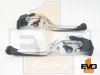 Kawasaki Z900 2017-2019 Brake & Clutch Fold & Extend Levers