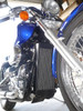 Honda Shadow VT750 - Radiator Guard