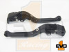 Triumph 765 Street Triple S (NOT RS version) Brake & Clutch Fold & Extend Levers