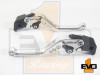 Triumph 765 Street Triple S (NOT RS version) Shorty Brake & Clutch Levers