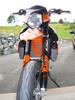 KTM 950 Super Enduro Radiator Guard