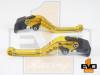 Triumph Trident 2022 Shorty Brake & Clutch Levers