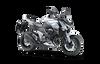 Kawasaki Z800  -  Radiator Guard