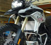 BMW F800GS Radiator Guard