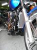 Kawasaki Vulcan 900 Classic, Custom & LT Radiator Guard
