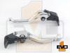Aprilia DORSODURO 1200  Shorty Brake & Clutch Levers - Silver
