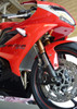 Triumph Daytona 675 & 675R - Radiator Guard.