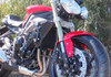 Triumph Street Triple STR660 Radiator Guard