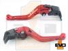 Kawasaki ER-5 Shorty Brake & Clutch Levers- Red
