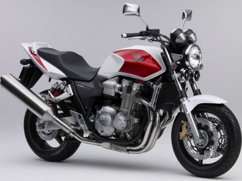 Honda CB1300 - Radiator Guard