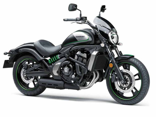 Kawasaki Vulcan 650 S / ABS / Cafe Radiator Guard