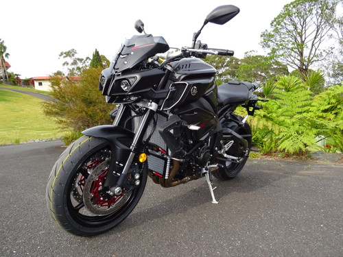 Yamaha MT-10 Oil Cooler ONLY 2016-2019 - Rad Guard Store