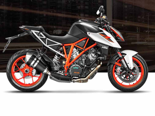 KTM 1290 Super Duke R Radiator Guard