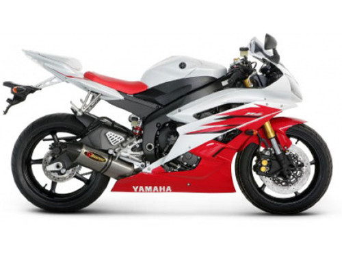Yamaha R6 - Radiator Guard