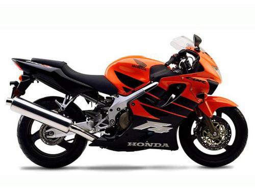 Honda CBR600 - Radiator Guard