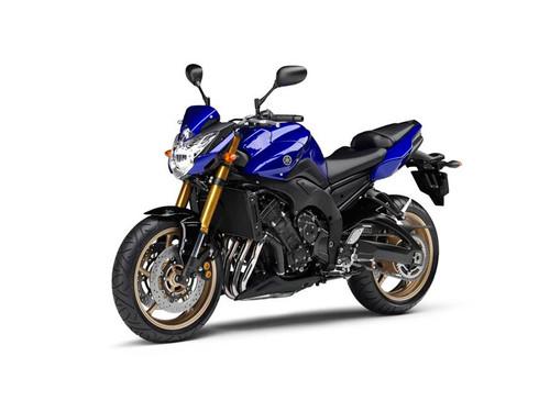 Yamaha FZ6 - Radiator Guard