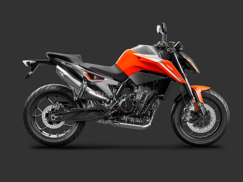 KTM 790 Duke - Rad Guard