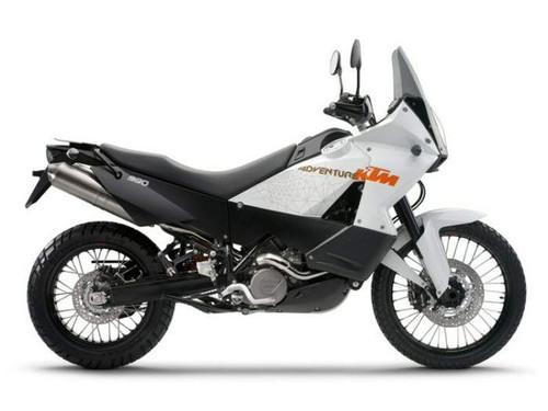 KTM 950 / 990 Adventure - Radiator Guard