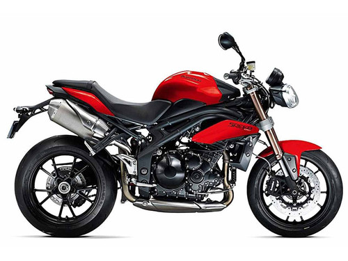 Triumph Speed Triple 1050  - Radiator & Oil Guard