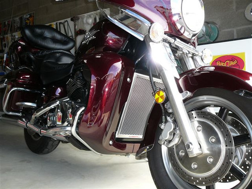 Yamaha XVZ1300 All Models - Radiator Guard