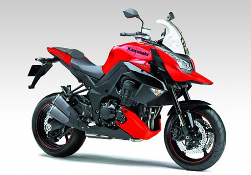 Kawasaki Versys 650 - Radiator Guard