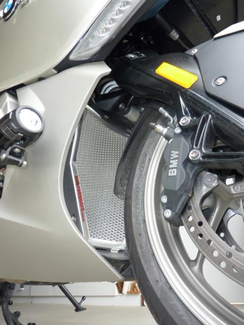 BMW K1600 B / GT / GTL 2011-2019 Radiator & Oil Guard - Rad