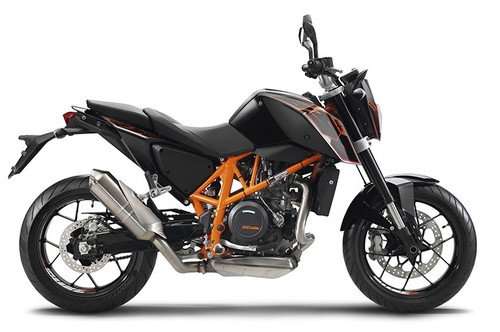 KTM 690 Duke - Rad Guard