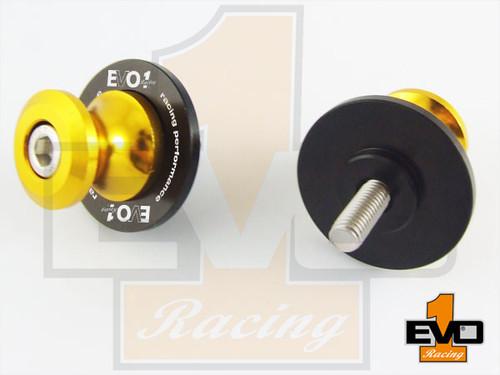 EVO1 Rear Race Stand Swingarm Spools