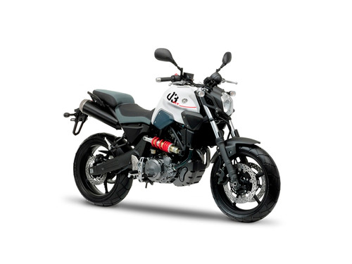 Yamaha MT-03 - Radiator Guard