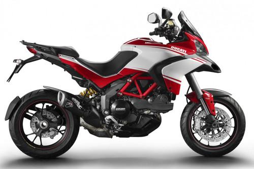 Ducati Multistrada 1200 Radiator & Oil Cooler Guard