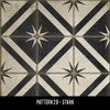 Swatches for Pattern 20 - vinyl floor cloths