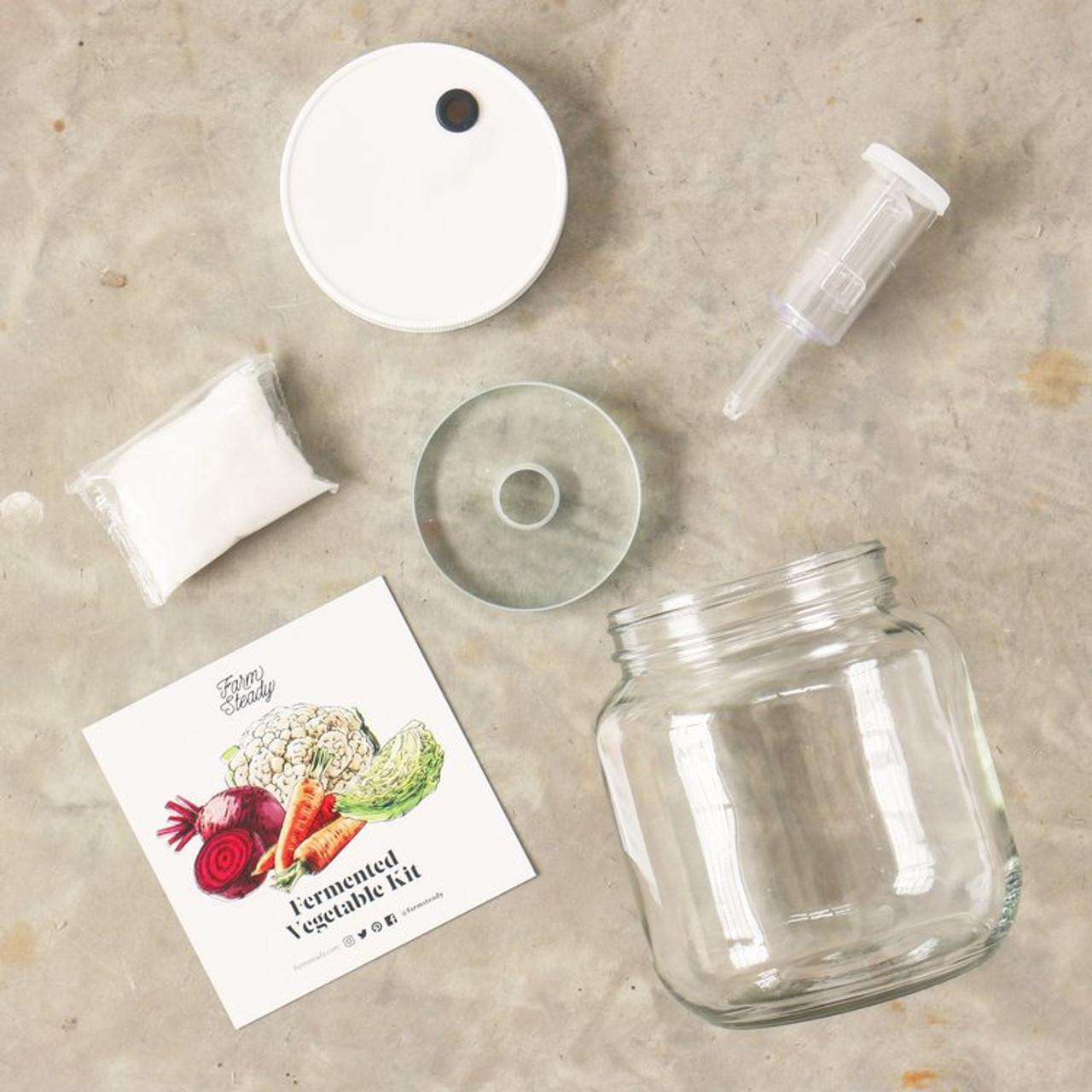 Fermented Vegetable Kit