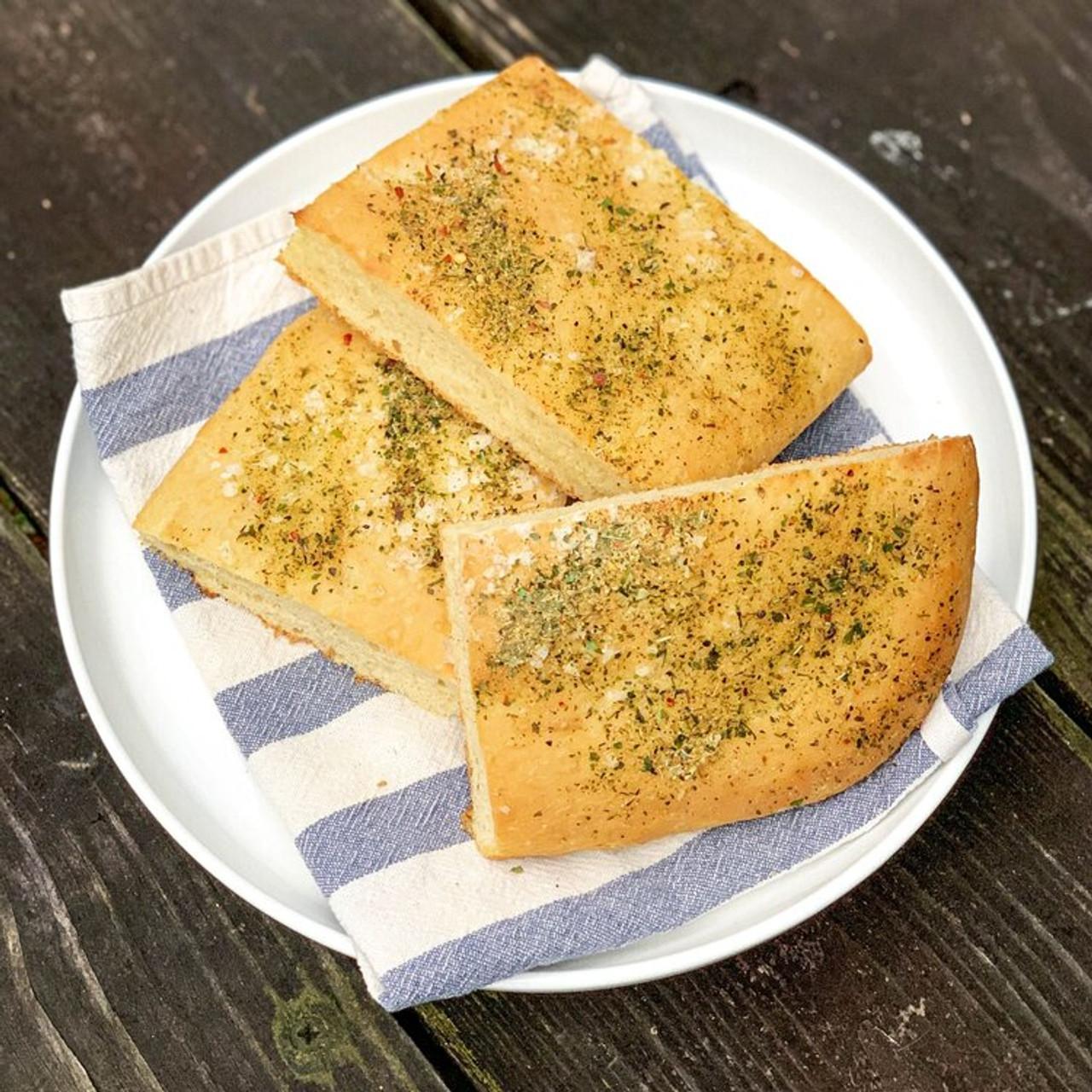 Garlic Herb Focaccia Baking Kit