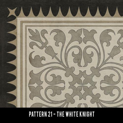 Pattern 21 White Knight QS 20x30