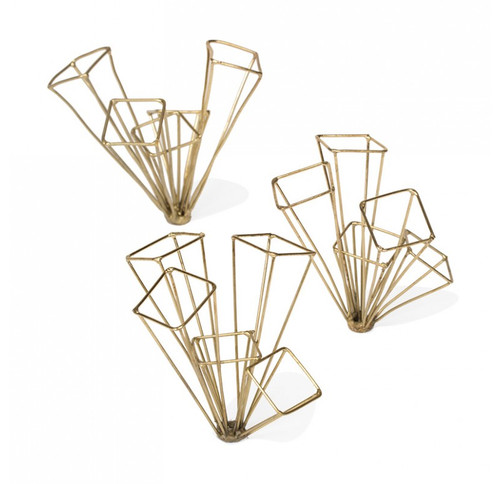 Wall Play Brass Rays (set of 20)