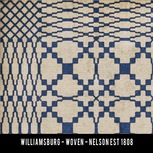Swatches for Woven - vinyl floor cloths