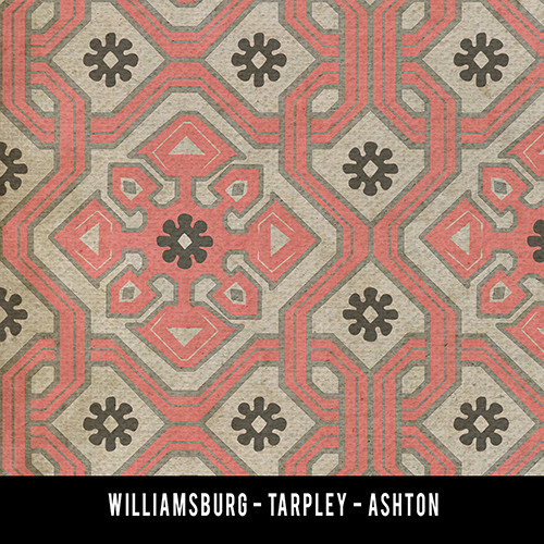 Swatches for Tarpley - vinyl floor cloths