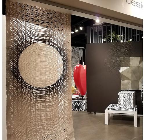 Handmade Paper Curva Ellipse