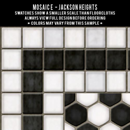 Mosaics E: Jackson Heights