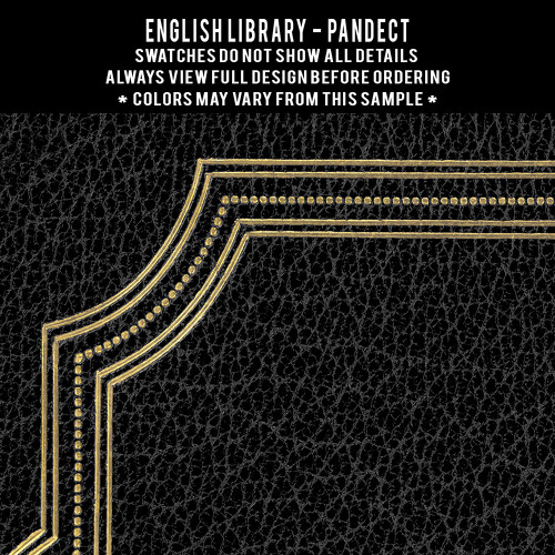 English Library: Pandect customized (set of 2)