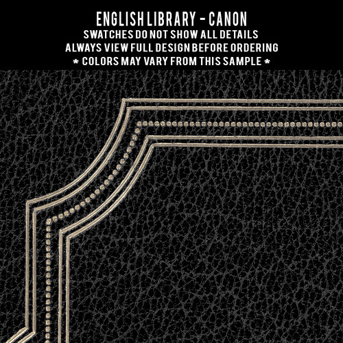 English Library: Canon customized (set of 2)