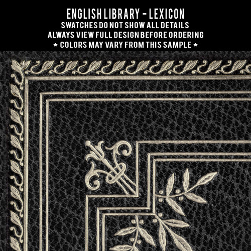 English Library: Lexicon customized (set of 2)