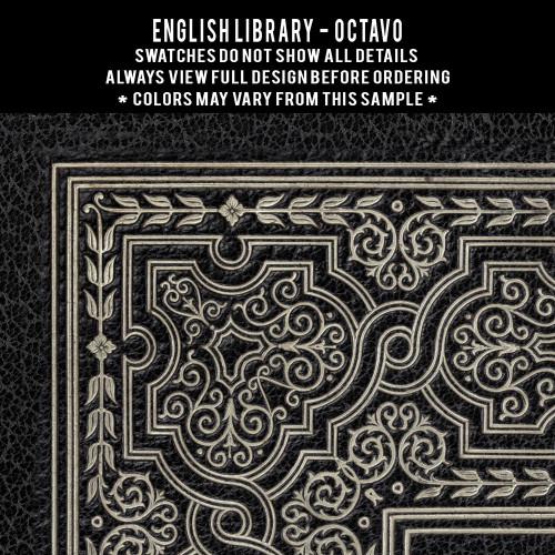 English Library: Octavo customized (set of 2)