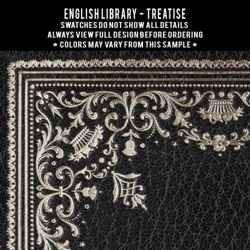 English Library: Treatise customized (set of 2)