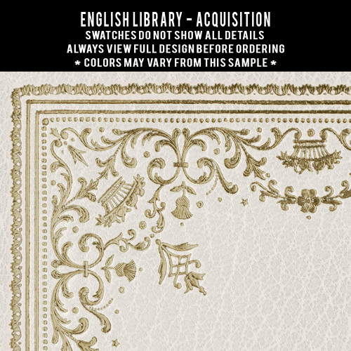 English Library: Acquisition customized (set of 2)