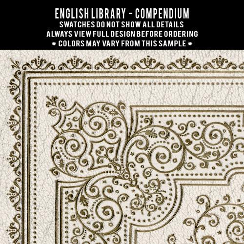 English Library: Compendium customized (set of 2)