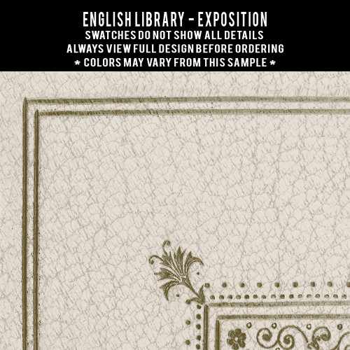 English Library: Exposition customized (set of 2)
